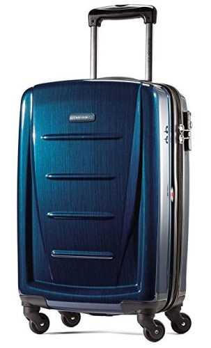 Обзор чемодана Olympia International Whistler