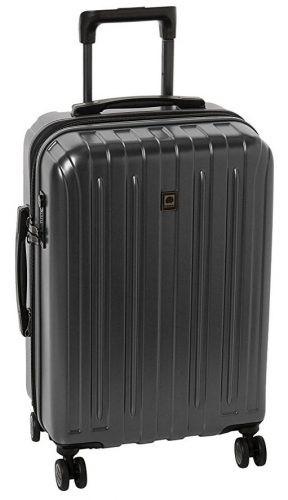 Обзор чемодана DELSEY Shadow