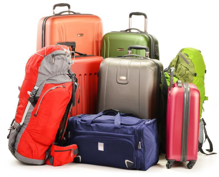 Основные виды багажа