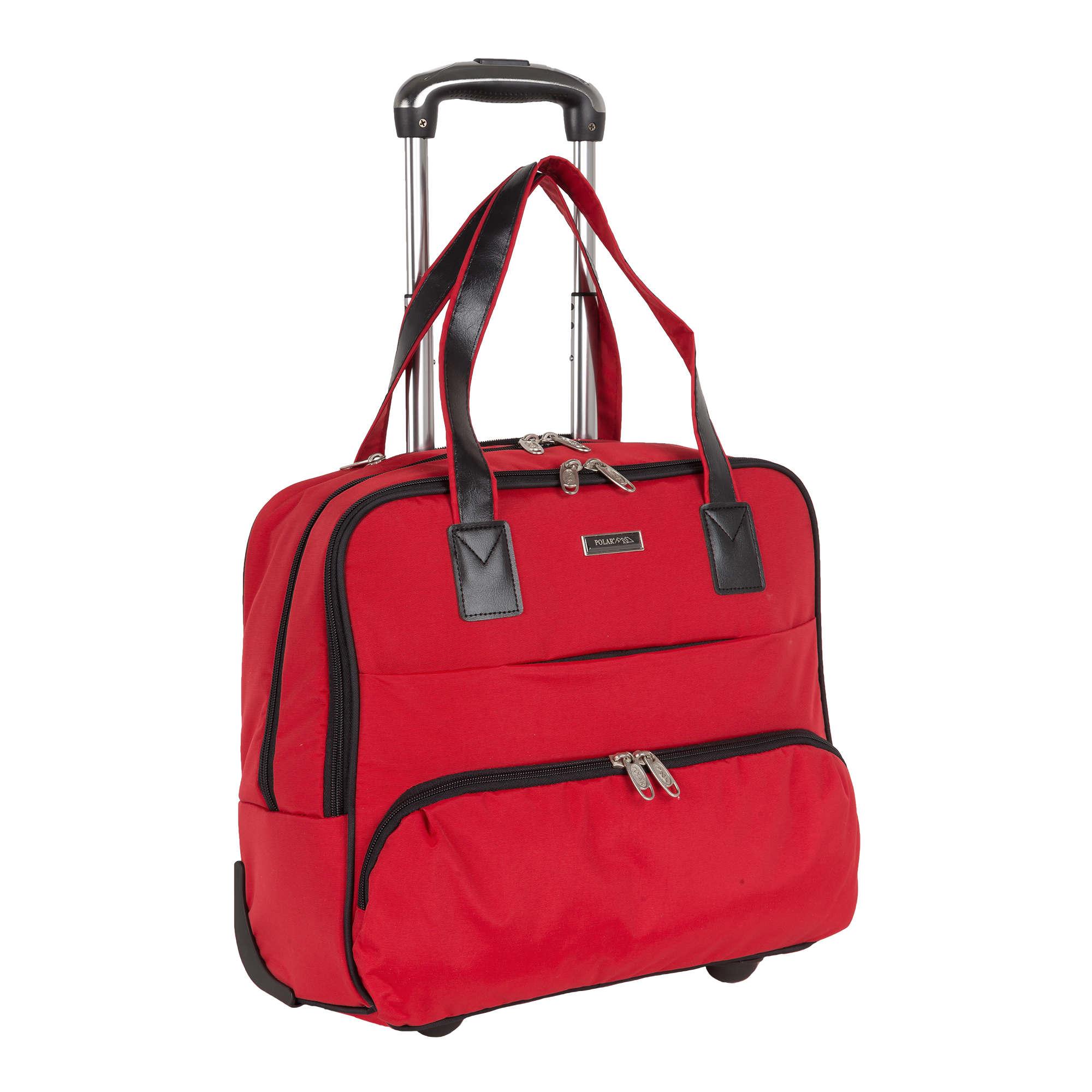 Лучшие дорожные сумки с выдвижной ручкой на колесах для ручной клади