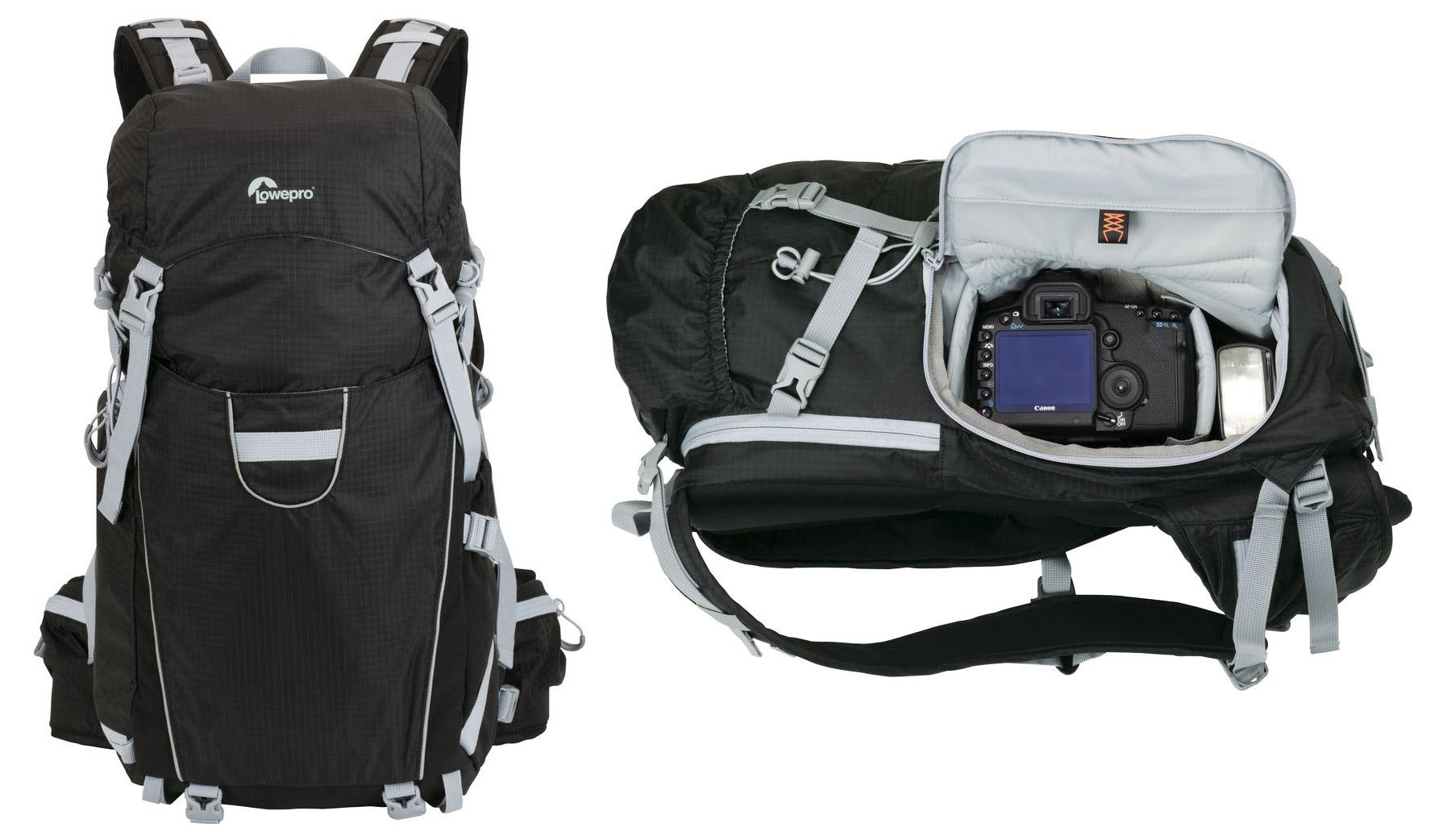 Лучшие рюкзаки для фотоаппарата