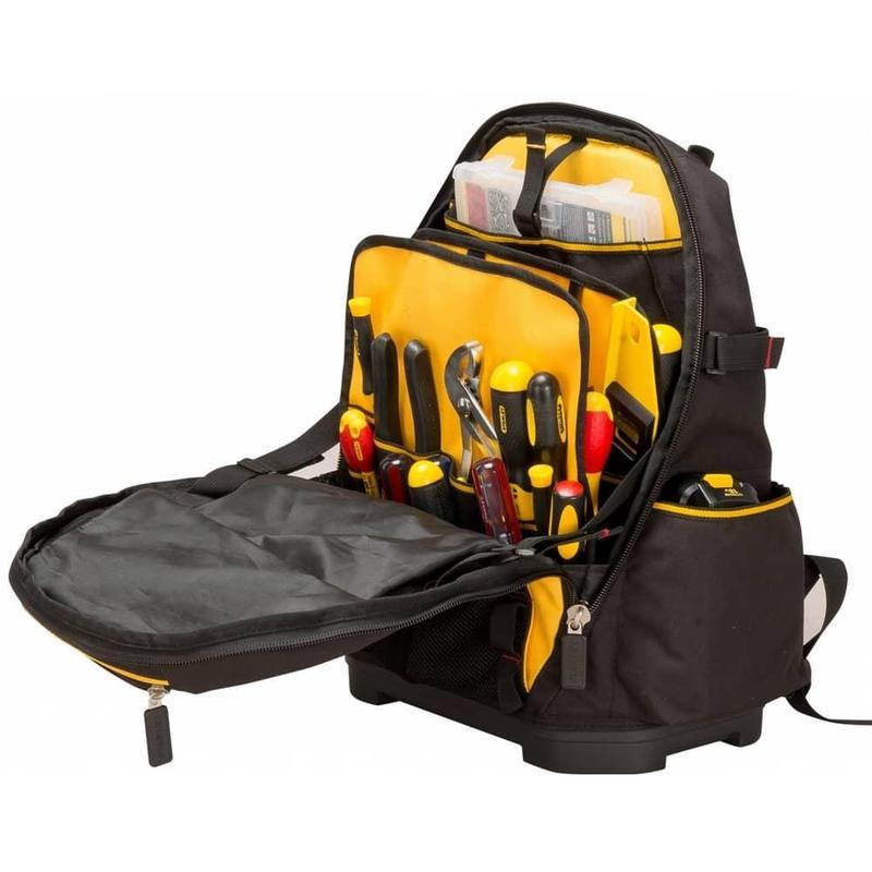 Лучшие сумки-рюкзаки для инструментов