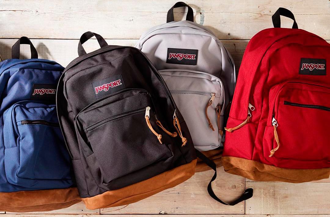 Сравнение и описание лучших моделей рюкзаков JanSport