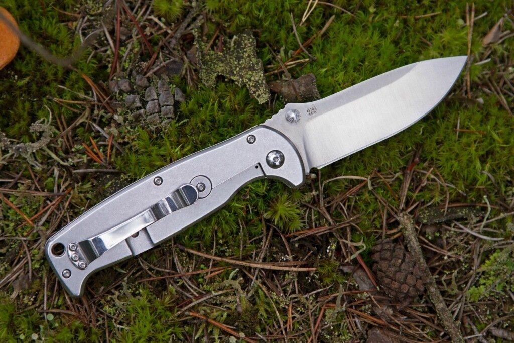 Лучшие походные ножи