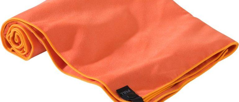 Лучшие дорожные полотенца для путешествий