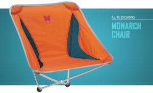 Лучшие складные походные стулья
