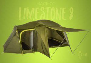 Лучшие семейные палатки для  кемпинга
