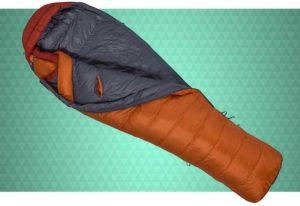 Лучшие туристические  зимние спальные мешки для  похода