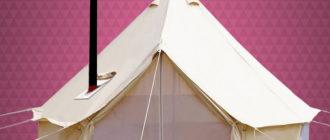 Рейтинг лучших брезентовых палаток для кемпинга