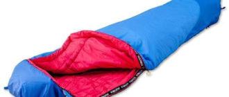 Рейтинг лучших туристических спальных мешков для кемпинга