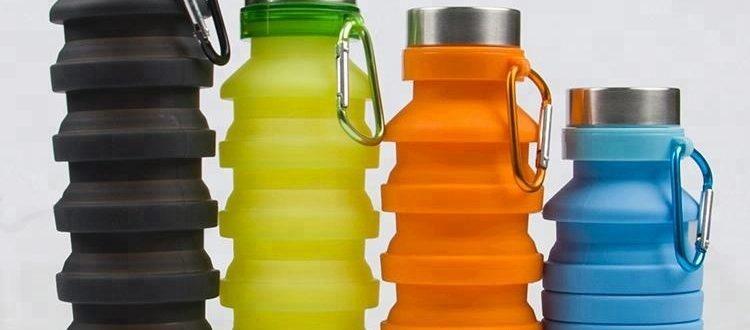 Топ лучших складных бутылок для воды