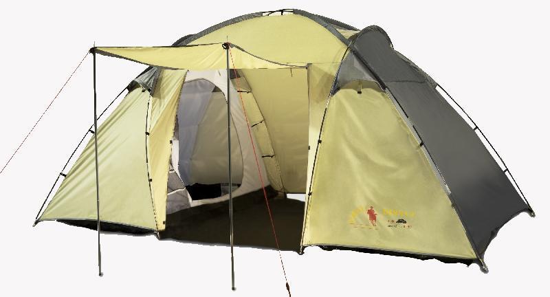 Составные части палатки