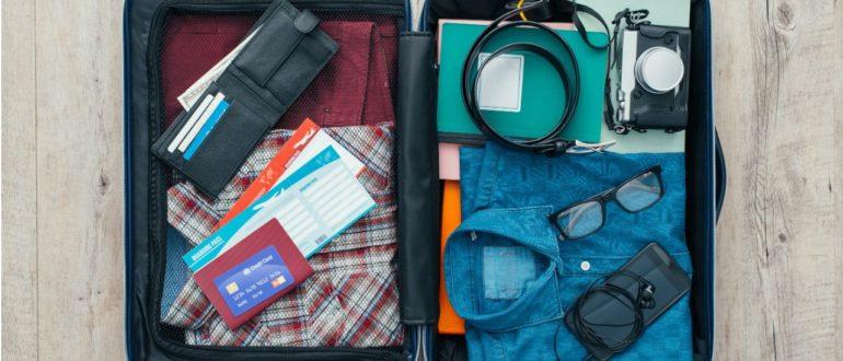 Аксессуары для путешествий: что взять с собой