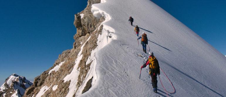 Что такое альпинизм