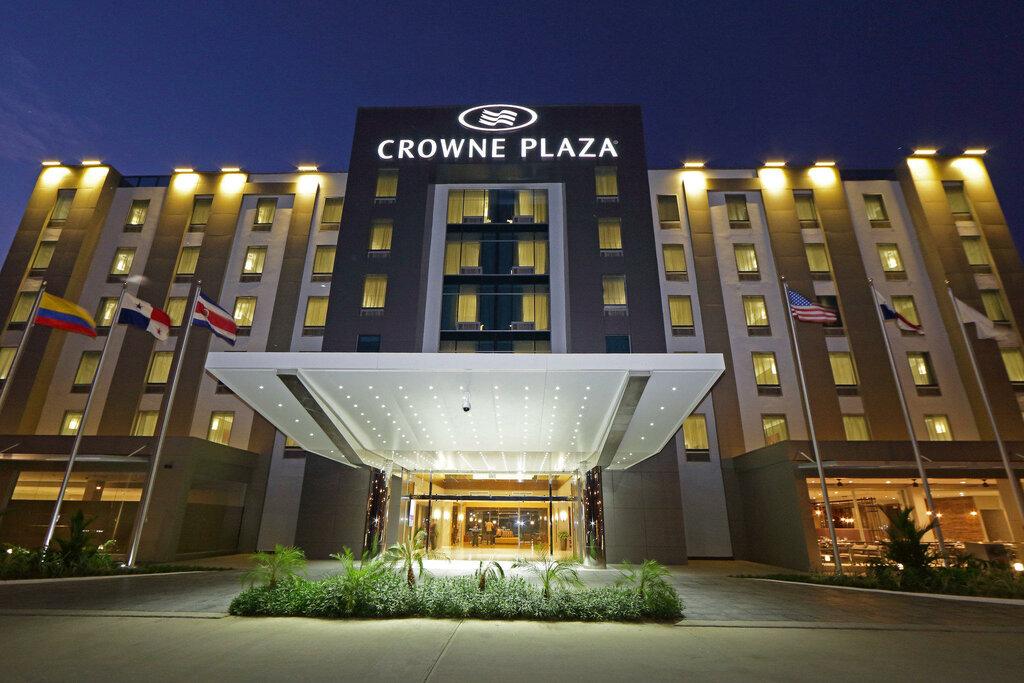 ТОП 10 лучших отелей Crowne Plaza Hotels & Resorts