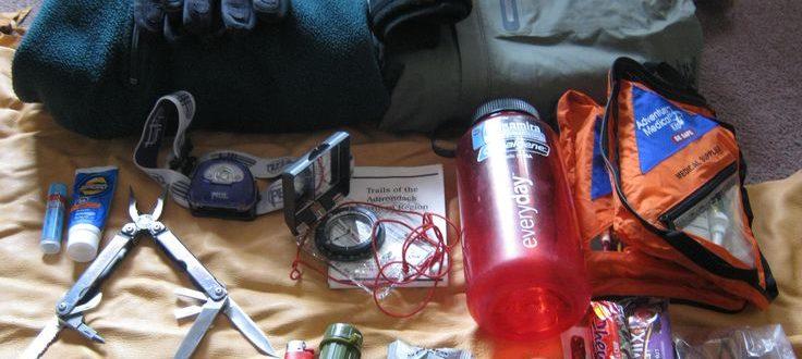 Топ-30 предметов первой необходимости в походе