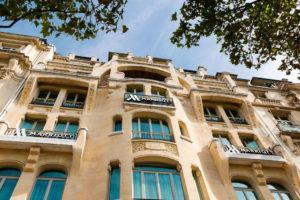 10 лучших отелей Парижа